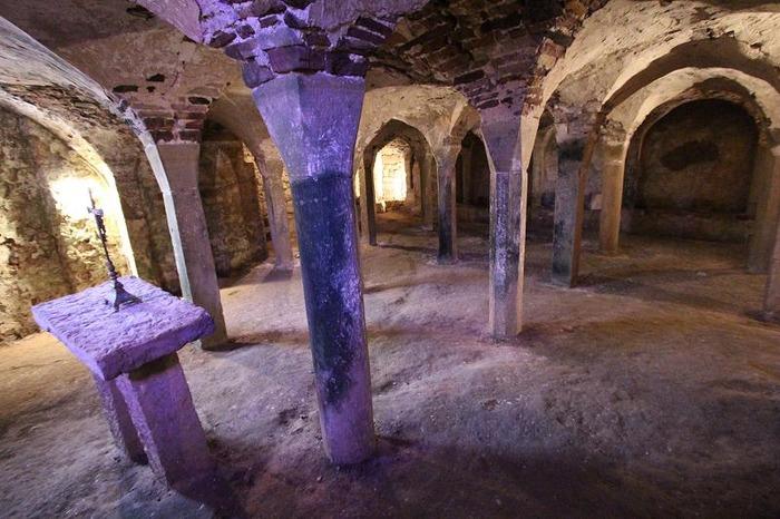 Journées du patrimoine 2018 - Visite libre de l'abbaye Saint-Maur