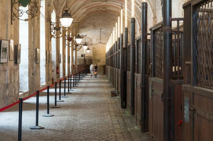Journées du patrimoine 2018 - Visite libre de l'Académie équestre nationale du domaine de Versailles