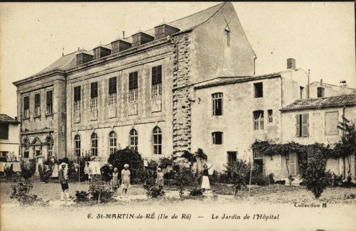 Journées du patrimoine 2018 - Visite libre de l'ancien hôpital Saint-Honoré et de son apothicairerie