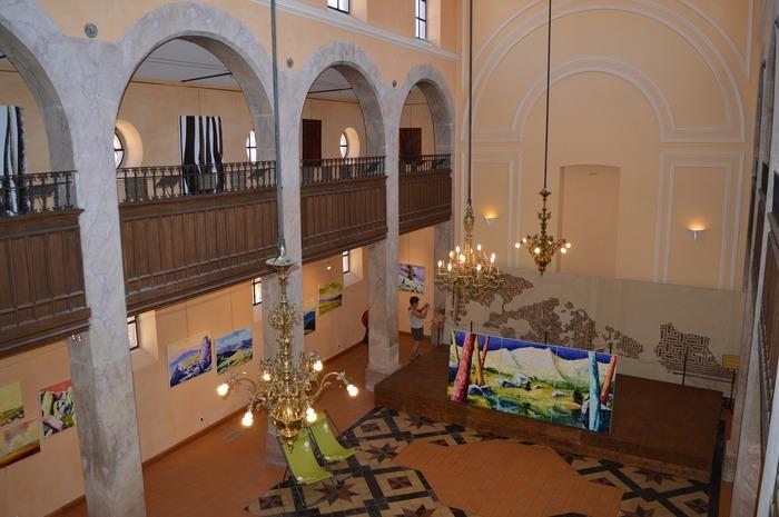 Journées du patrimoine 2018 - Visite libre de l'ancienne synagogue