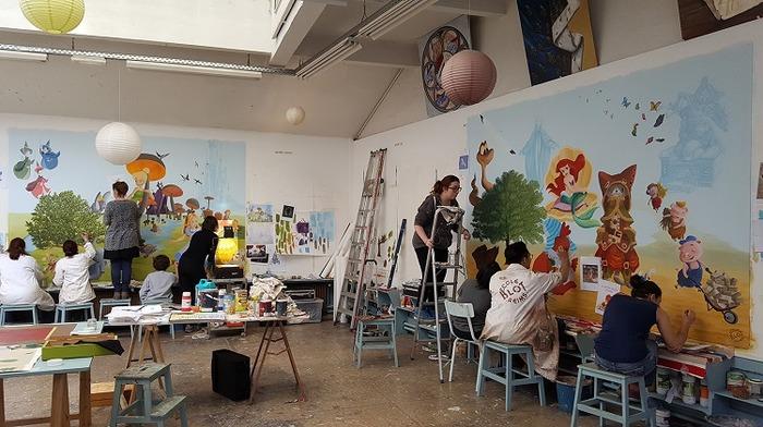 Journées du patrimoine 2018 - Visite libre de l'atelier de l'Ecole Blot