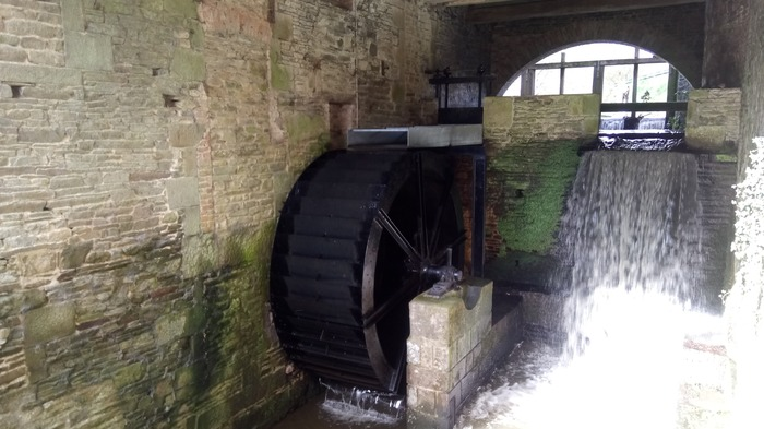 Journées du patrimoine 2018 - Visite libre de l'écomusée du Moulin de la Sée