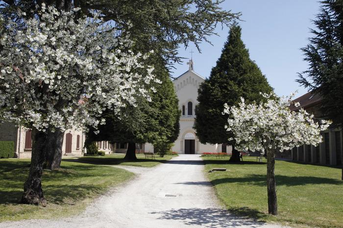Journées du patrimoine 2018 - Visite libre de l'église abbatiale.