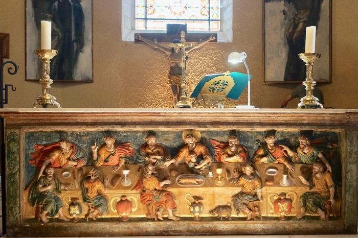 Journées du patrimoine 2018 - Visite libre de l'église avec feuillet explicatif