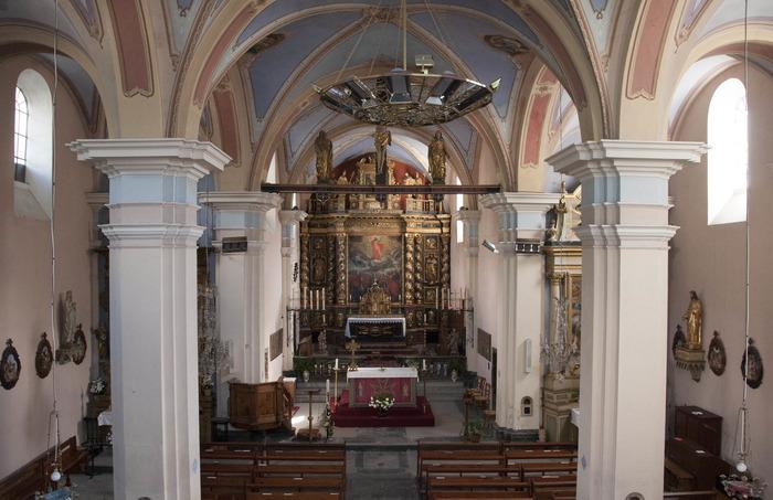 Journées du patrimoine 2018 - Eglise baroque Saint-Pierre