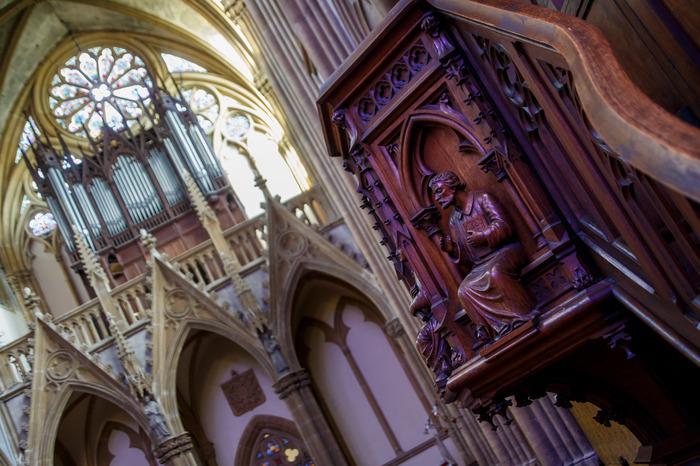 Journées du patrimoine 2018 - Visite libre de l'église Saint-Joseph-Saint-Louis de Beauregard