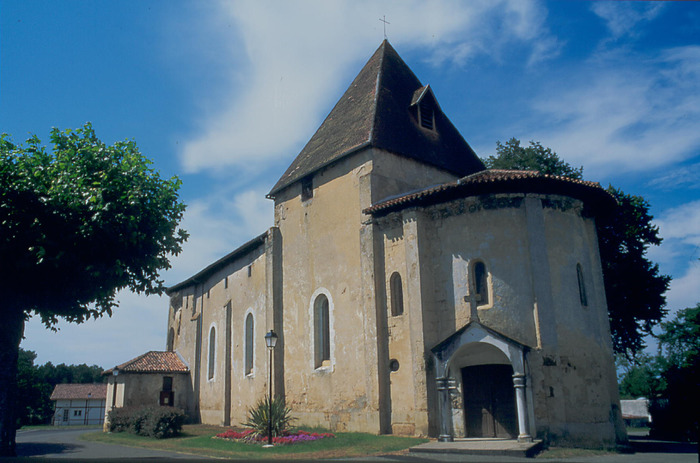 Journées du patrimoine 2018 - Visite libre de l'église Saint-Pierre de Beylongue