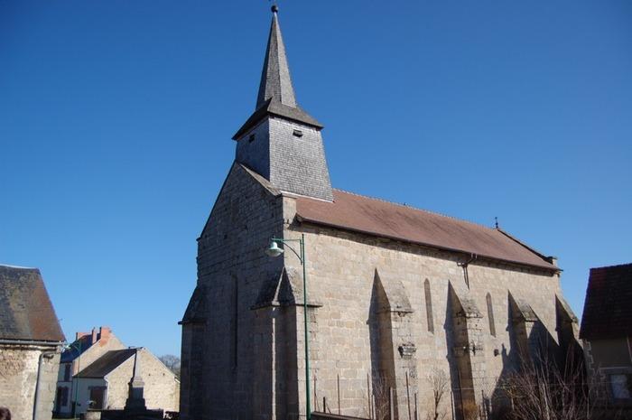 Journées du patrimoine 2018 - À la découverte de l'église templière de Blaudeix