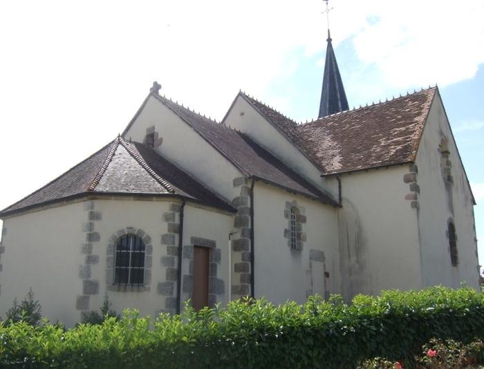 Journées du patrimoine 2018 - À la découverte de l'église de Bord-Saint-Georges