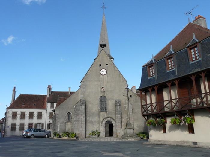 Journées du patrimoine 2020 - Visite de l'église de Boussac