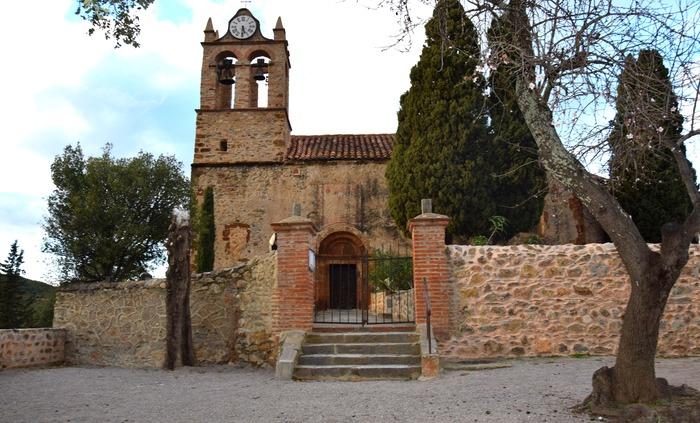 Journées du patrimoine 2018 - Visite libre de l'église de Castelnou
