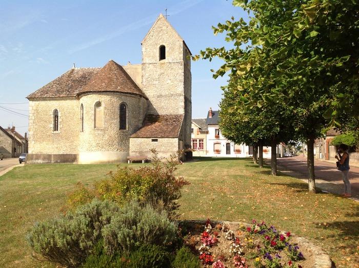 Journées du patrimoine 2018 - Visite libre de l'église de Chevrainvilliers