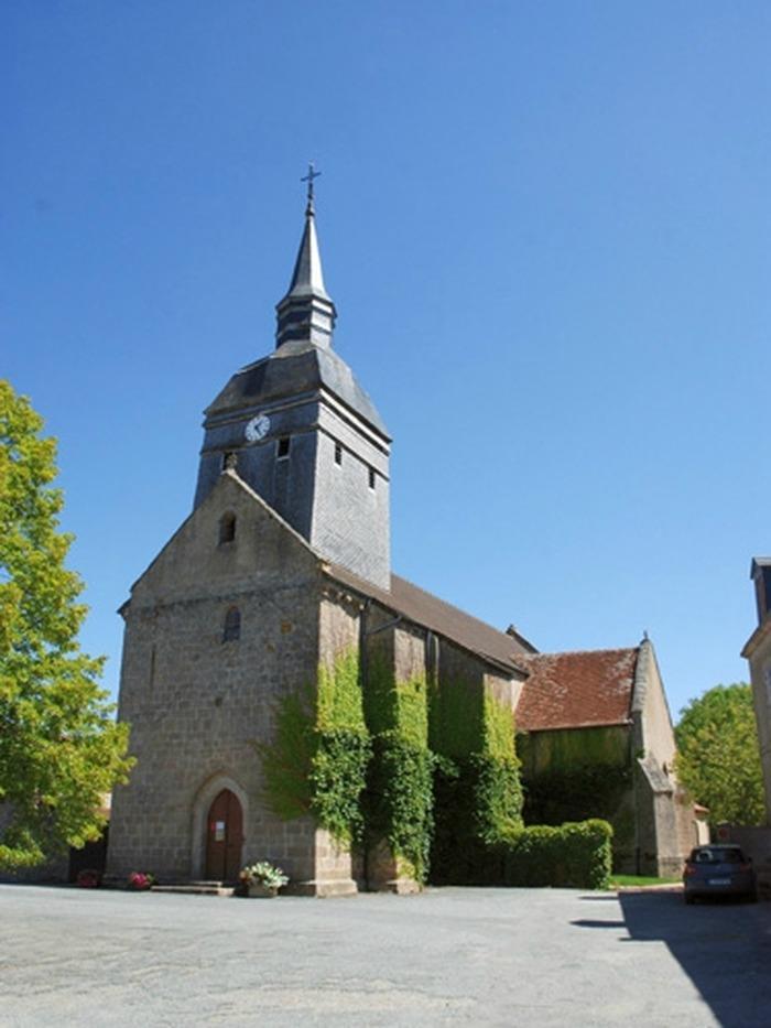 Journées du patrimoine 2018 - À la découverte de l'église de Clugnat