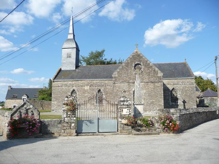 Journées du patrimoine 2018 - Visite libre de l'église de Coët-Bugat