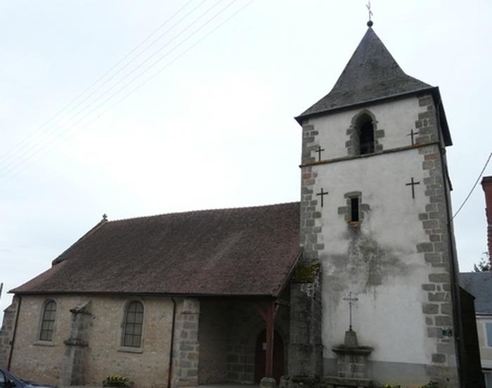 Journées du patrimoine 2018 - À la découverte de l'église de Domeyrot