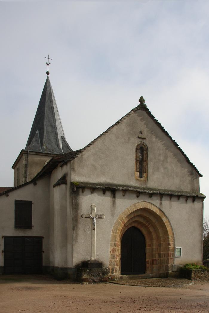 Journées du patrimoine 2018 - Visite libre de l'église de Glanges