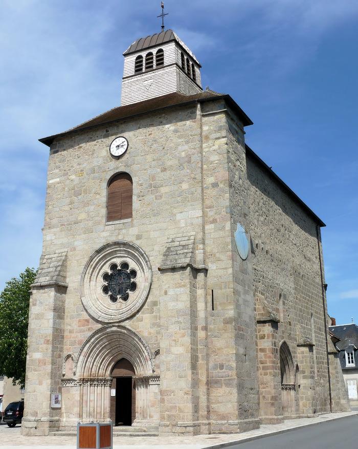 Journées du patrimoine 2018 - À la découverte de l'église de Gouzon