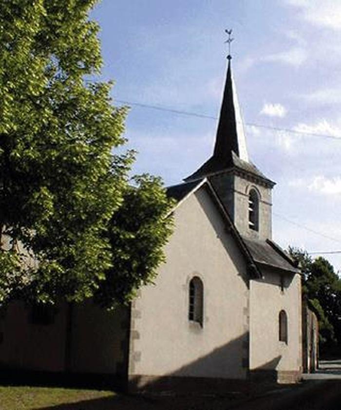 Journées du patrimoine 2018 - À la découverte de l'église de Gouzougnat