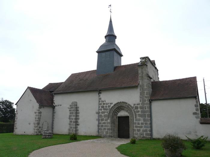 Journées du patrimoine 2018 - Découverte de l'église de la Celle-sous-Gouzon