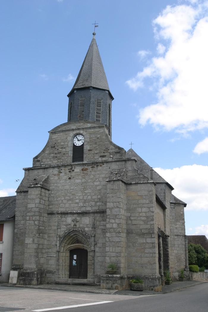 Journées du patrimoine 2018 - Visite libre de l'église de la commune de La Porcherie