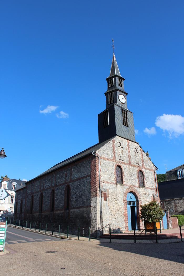 Journées du patrimoine 2018 - Visite libre de l'église de La Rivière-Saint-Sauveur