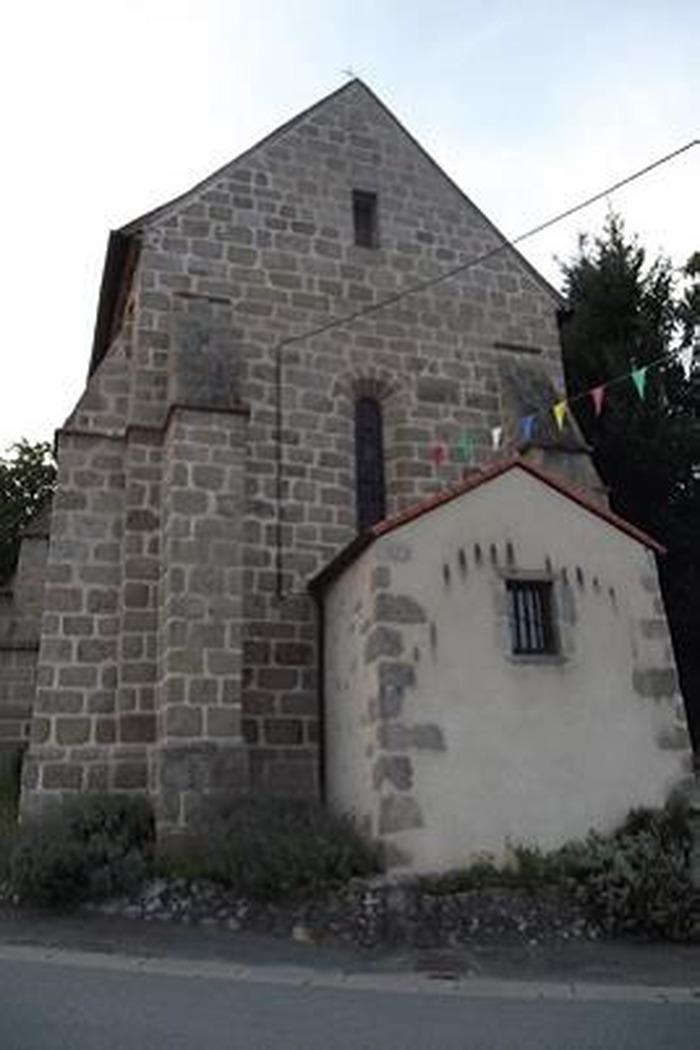 Journées du patrimoine 2018 - À la découverte de l'église de Ladapeyre.