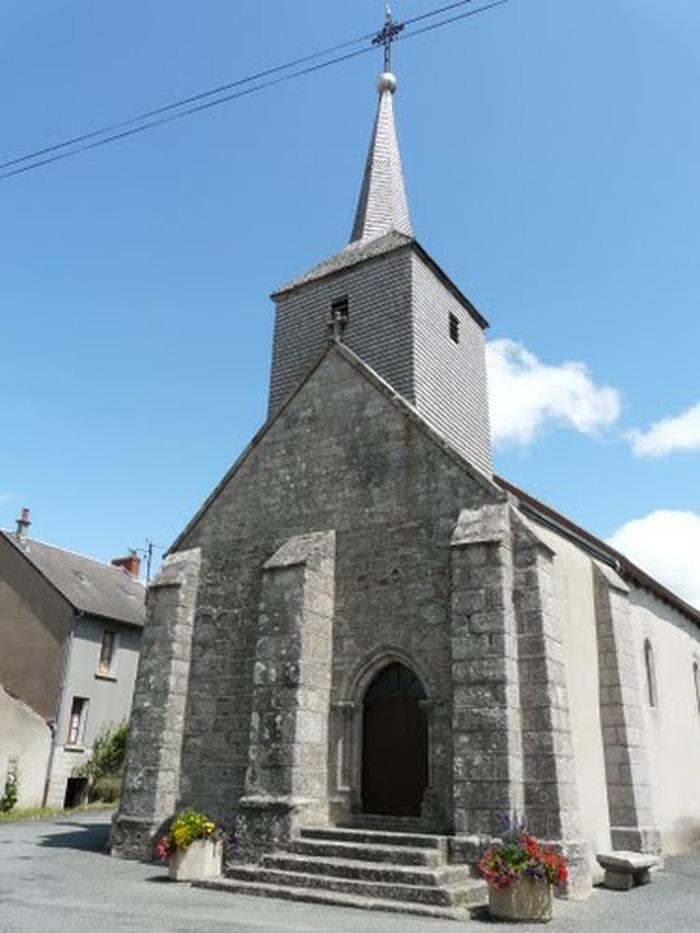 Journées du patrimoine 2018 - À la découverte de l'église de Leyrat