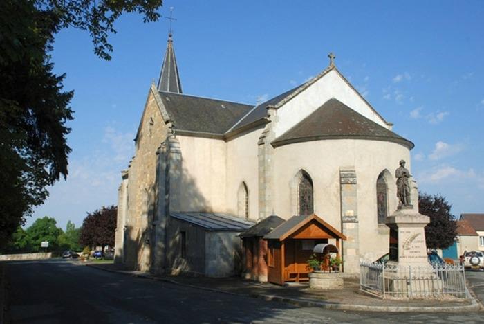 Journées du patrimoine 2018 - À la découverte de l'église de Lussat