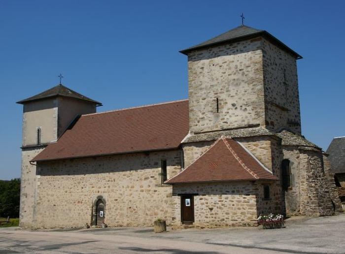 Journées du patrimoine 2018 - Visite libre de l'église de Meuzac
