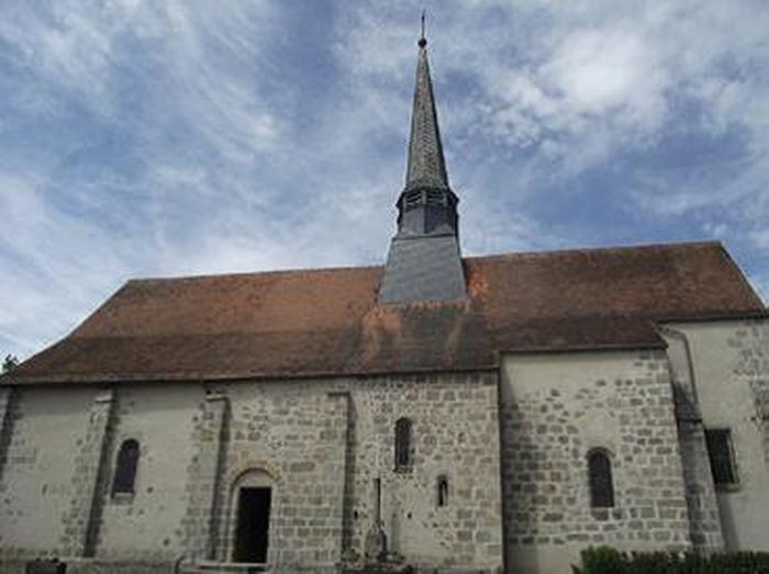 Journées du patrimoine 2018 - À la découverte de l'église de Parsac