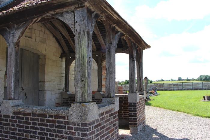 Journées du patrimoine 2018 - Visite libre de l'église de Ruvigny