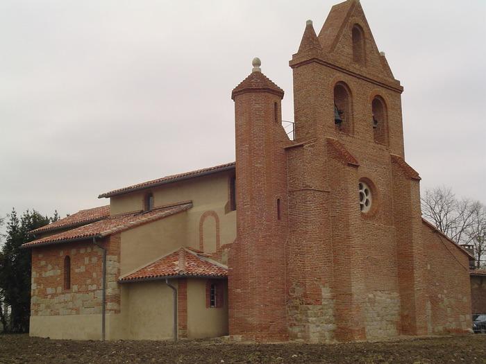 Journées du patrimoine 2017 - Visite libre de l'église de Saint-Anatoly