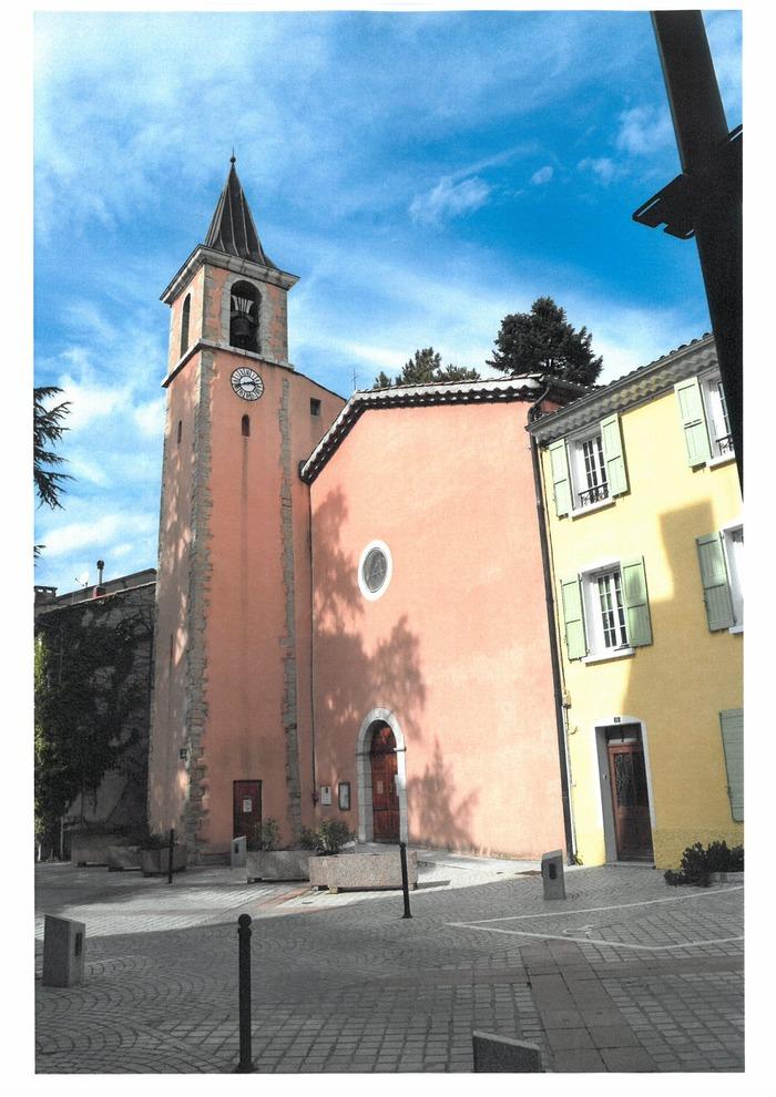 Journées du patrimoine 2018 - Visite libre de l'église de Saint Christophe
