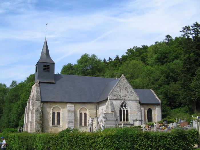 Journées du patrimoine 2018 - Visite libre de l'église de Saint-Germain