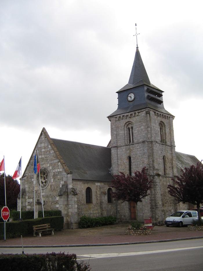 Journées du patrimoine 2018 - Visite libre de l'église de Saint-Maclou