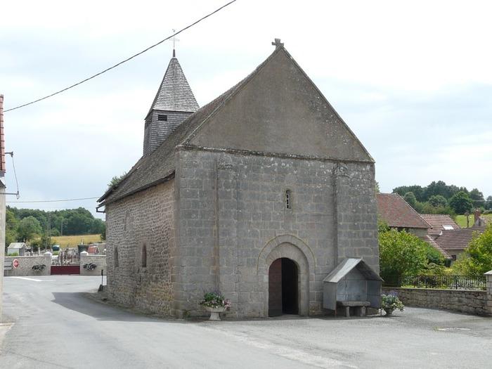 Journées du patrimoine 2020 - À la découverte de l'église de Saint-Silvain-Bas-le-Roc