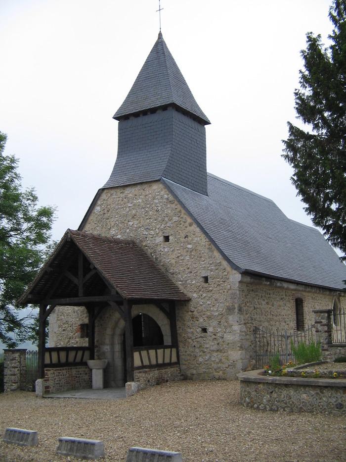 Journées du patrimoine 2018 - Visite libre de l'église de Saint-Suplice de Grimbouville