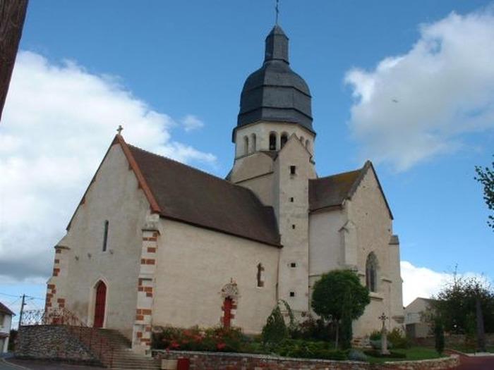 Journées du patrimoine 2018 - Visite libre de l'église de Saint-Victor.