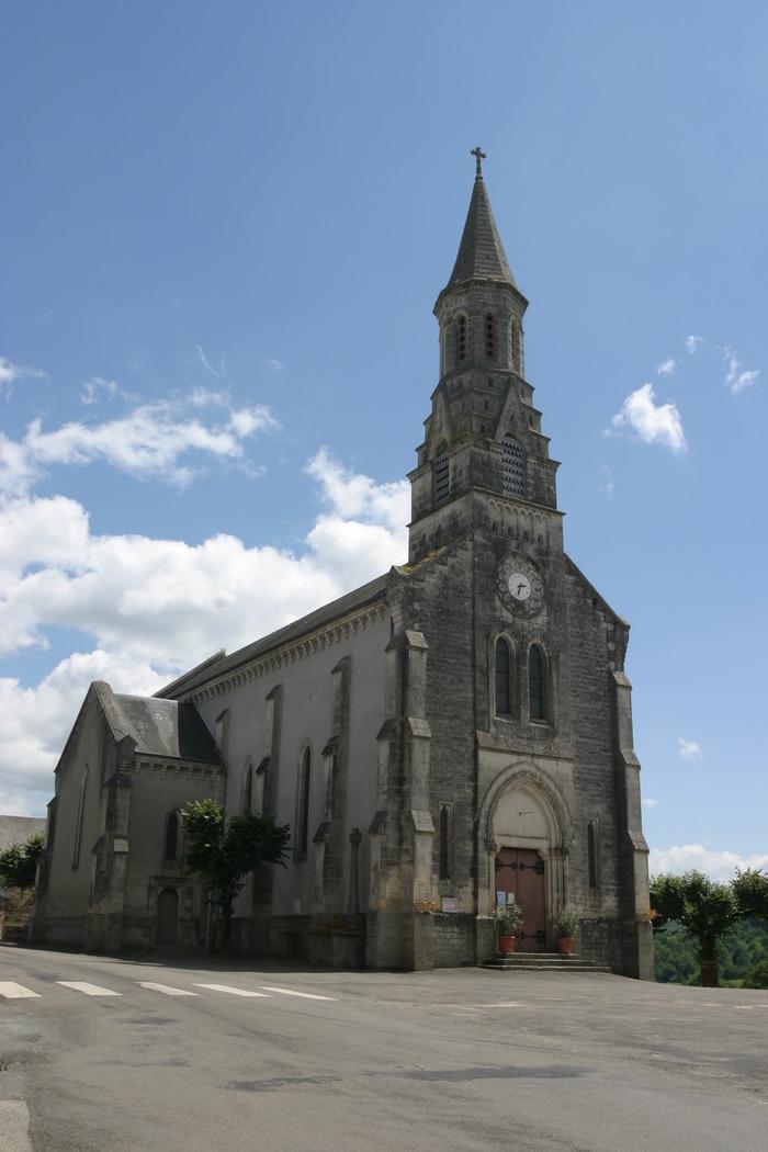 Journées du patrimoine 2018 - Visite libre de l'église de Saint-Vitte-Sur-Briance
