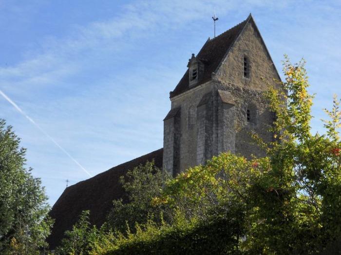 Journées du patrimoine 2018 - Visite libre de l'église de Sainte-Céronne-lès-Mortagne