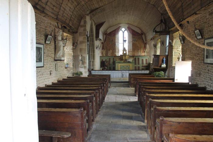 Journées du patrimoine 2018 - Visite libre de l'église de Sainte-Eugienne