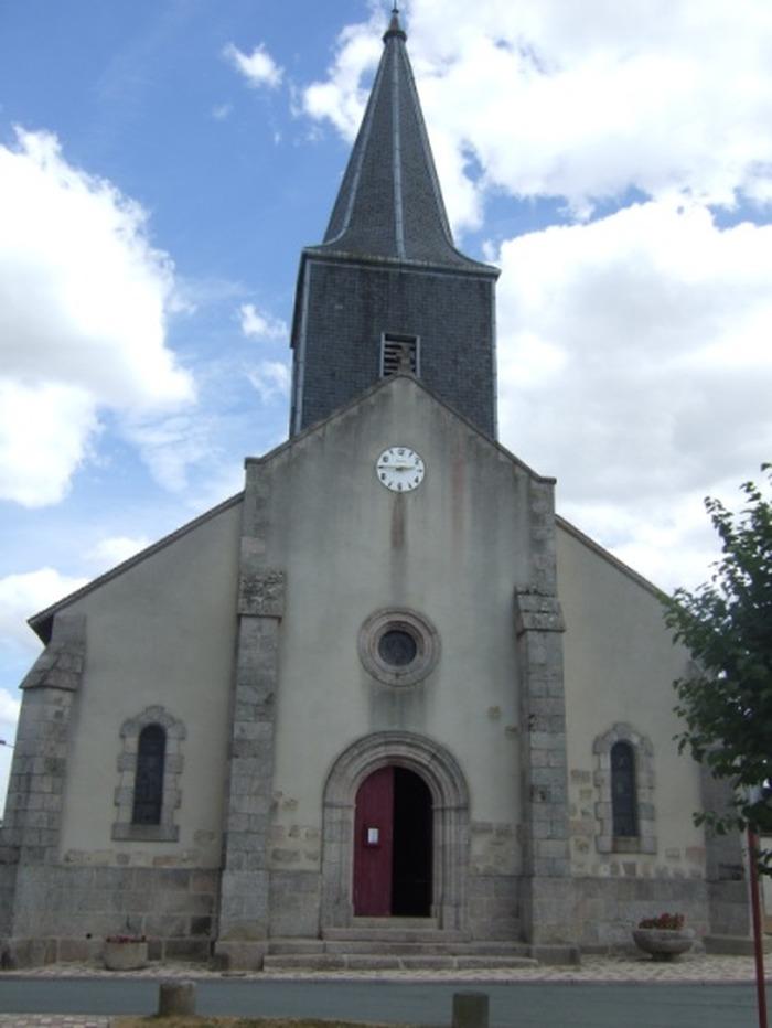 Journées du patrimoine 2020 - À la découverte de l'église de Soumans