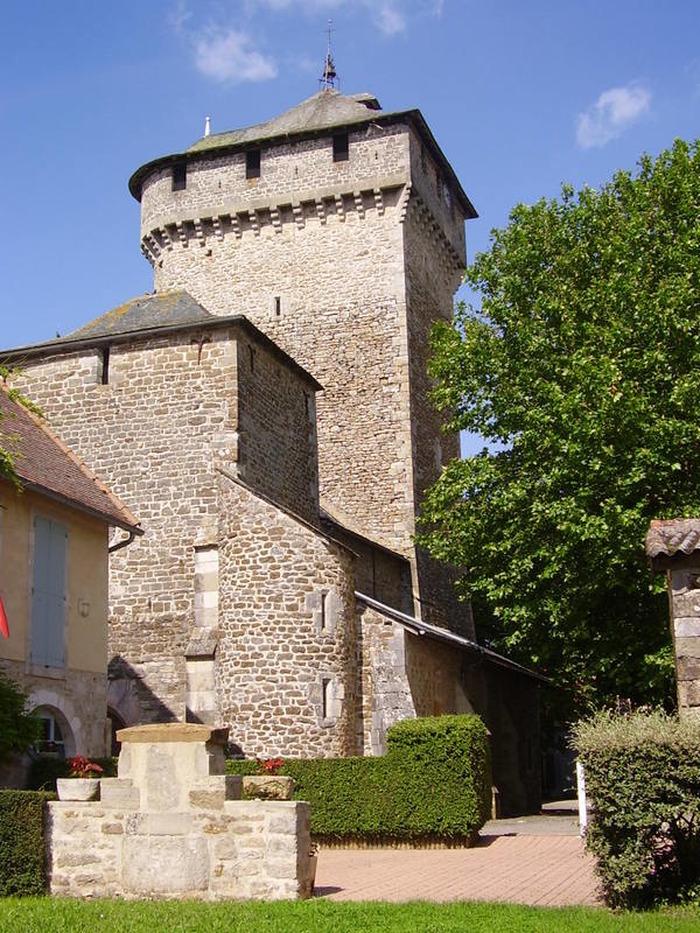 Journées du patrimoine 2017 - Visite libre de l'église de Sainte-Croix