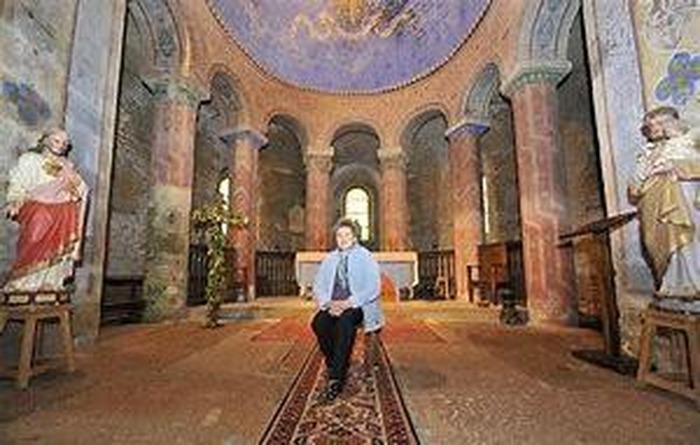Journées du patrimoine 2018 - À la découverte de l'église de Toulx-Sainte-Croix