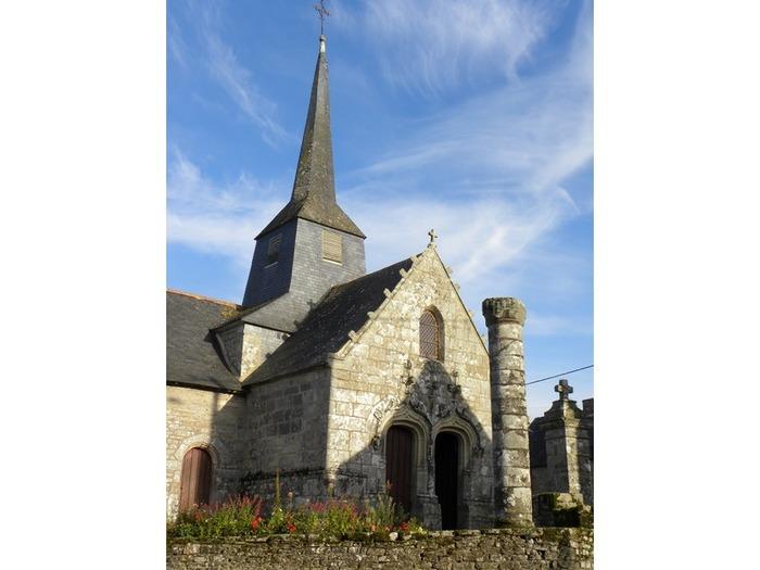Journées du patrimoine 2018 - Visite libre de l'église de Trégranteur