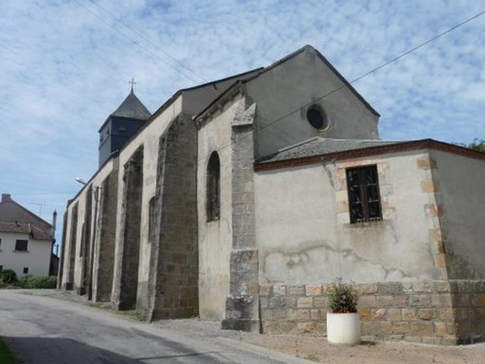Journées du patrimoine 2018 - À la découverte de l'église de Viersat