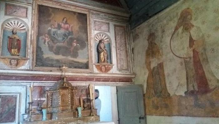 Journées du patrimoine 2018 - À la découverte de l'église des Forges