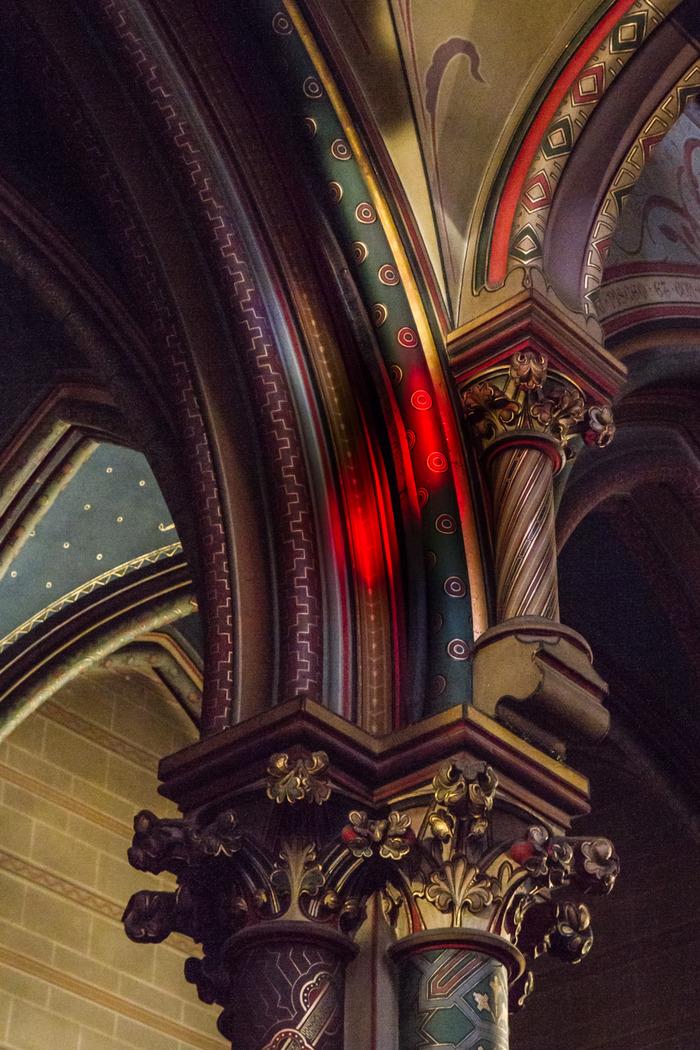 Journées du patrimoine 2017 - Visite libre de l'église du Gesu