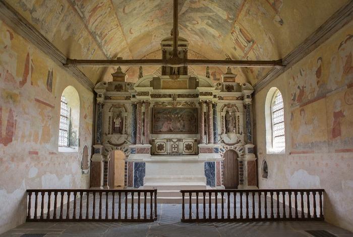 Journées du patrimoine 2019 - Visite libre de l'Eglise du vieux bourg de Saint-Sulpice des Landes