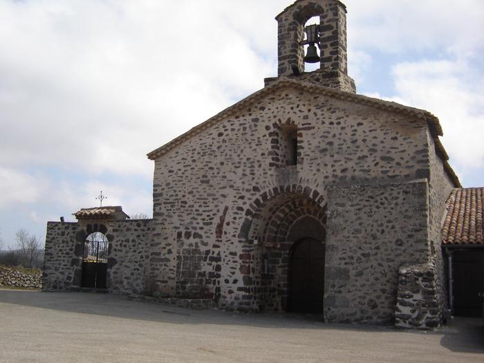 Journées du patrimoine 2018 - Visite libre de l'église du XIIe siècle dédiée à St Genest.